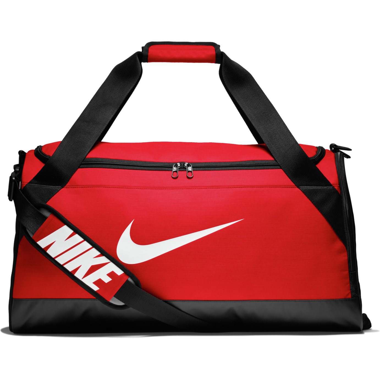 c6cda6fdd9f UPC 883153883566 product image for Nike Brasilia Medium Holdall - Red    upcitemdb.com ...