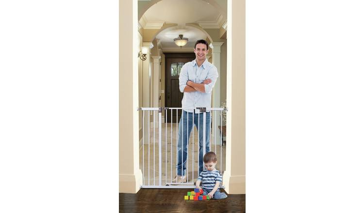 Dreambaby Liberty Xtra-Tall Xtra Wide Safety Gate 99-105.5Cm