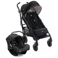 Joie Brisk Black Travel System.