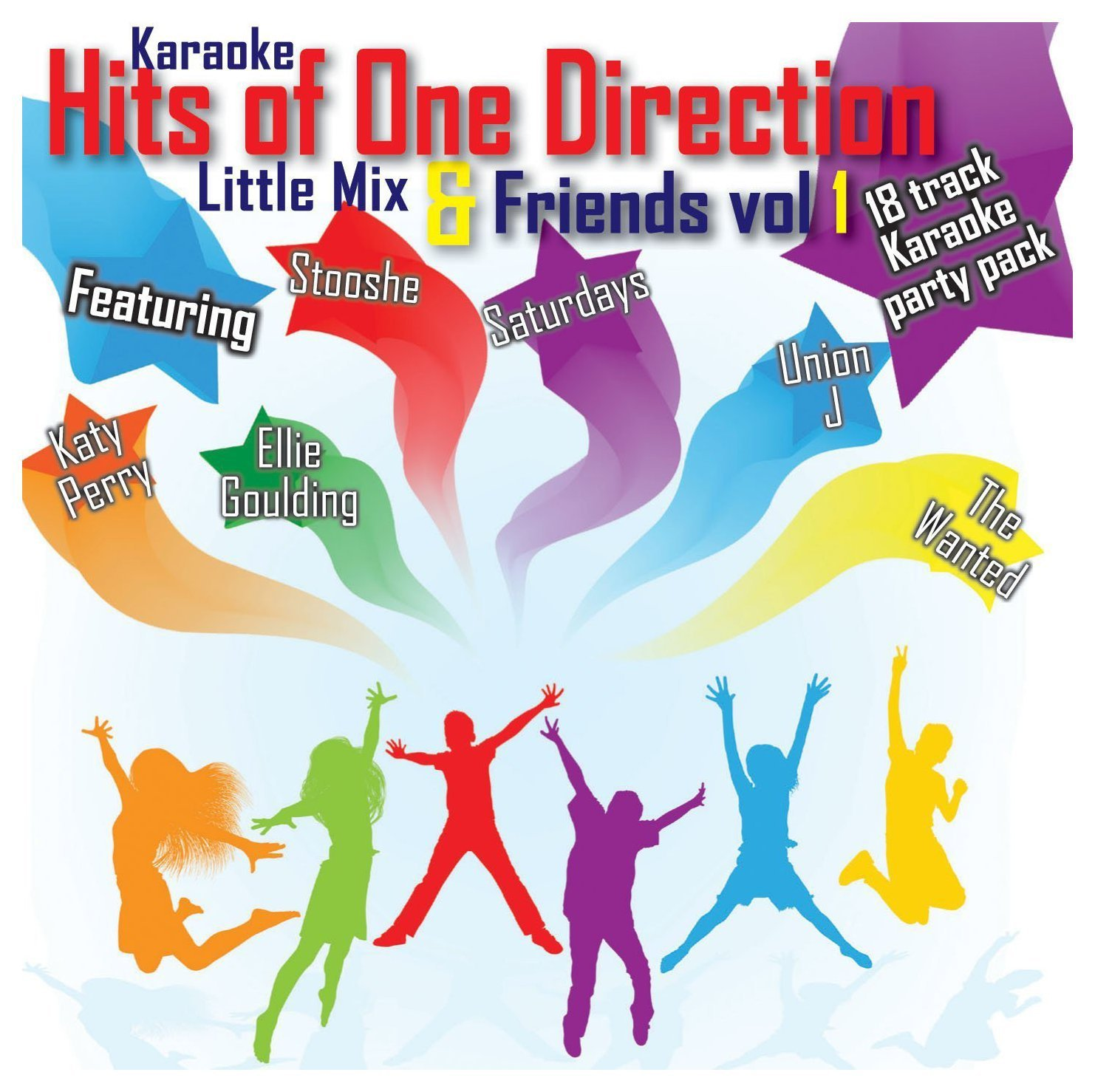 Image of Easy Karaoke - Hits of One Direction and Little Mix CD+G