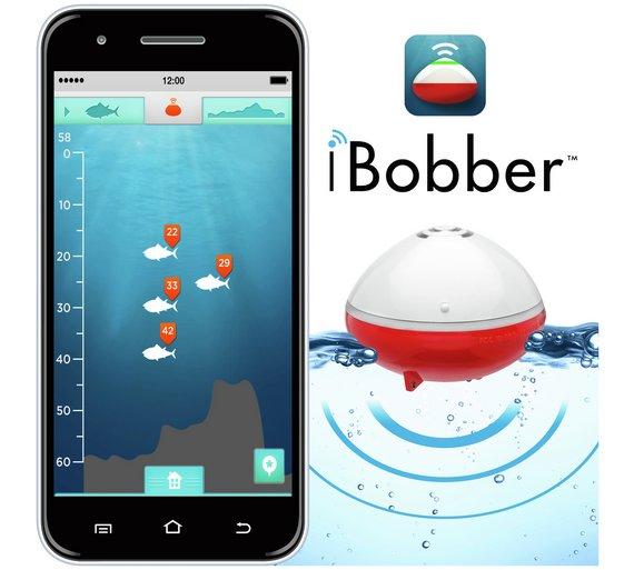 Ibobber sonar fish finder 18 2017 yhhib for Ibobber fish finder