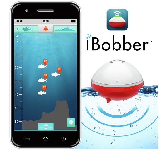Ibobber sonar fish finder 18 2017 yhhib for Academy fish finder