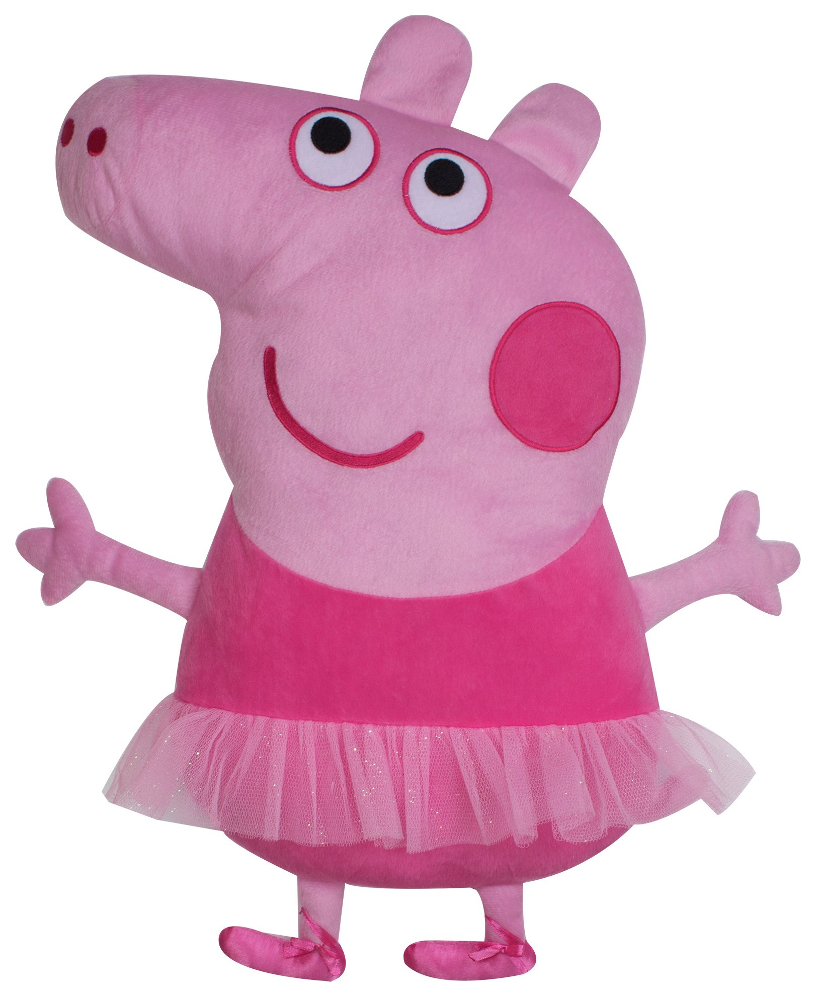 Peppa Pig Ballerina Plush Cushion