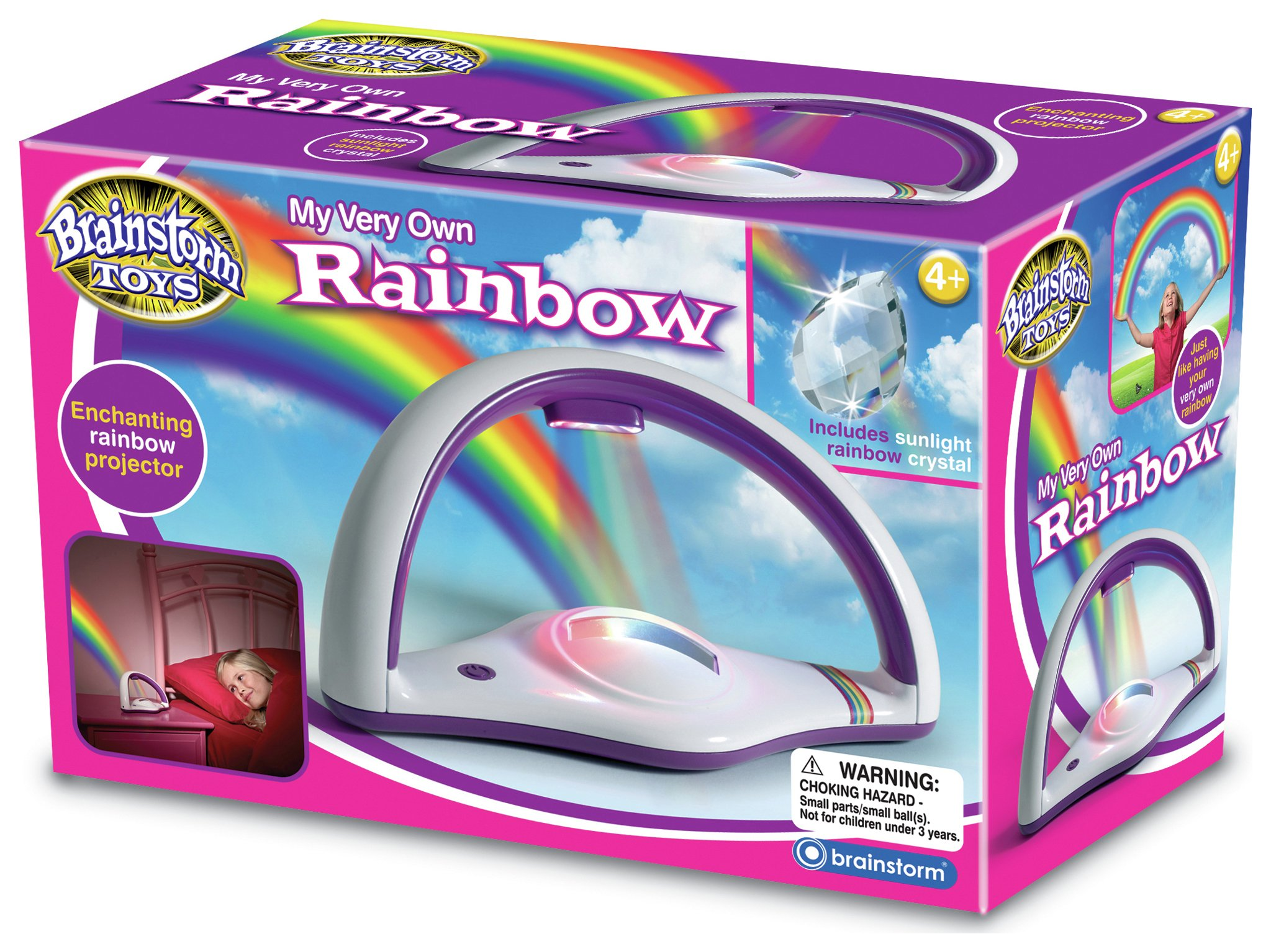 Image of Brainstorm Toys My Very Own Rainbow.