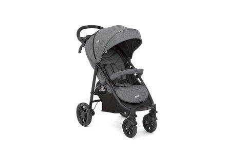 Joie Litetrax 4 Wheel Stroller - Chromium.