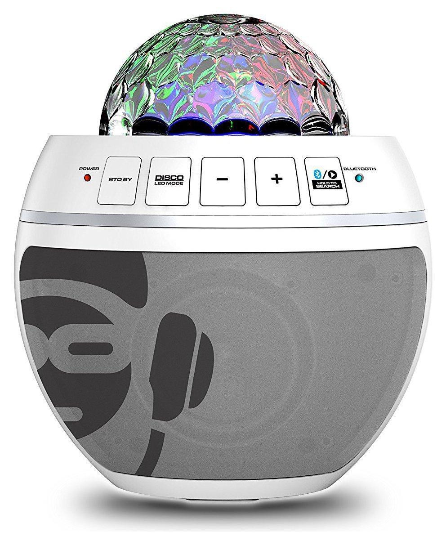 I Sing Isk 71300 Pnk Karaoke Machine With Flashing Lights