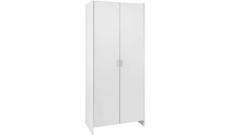 Argos Home Capella 2 Door Wardrobe - White