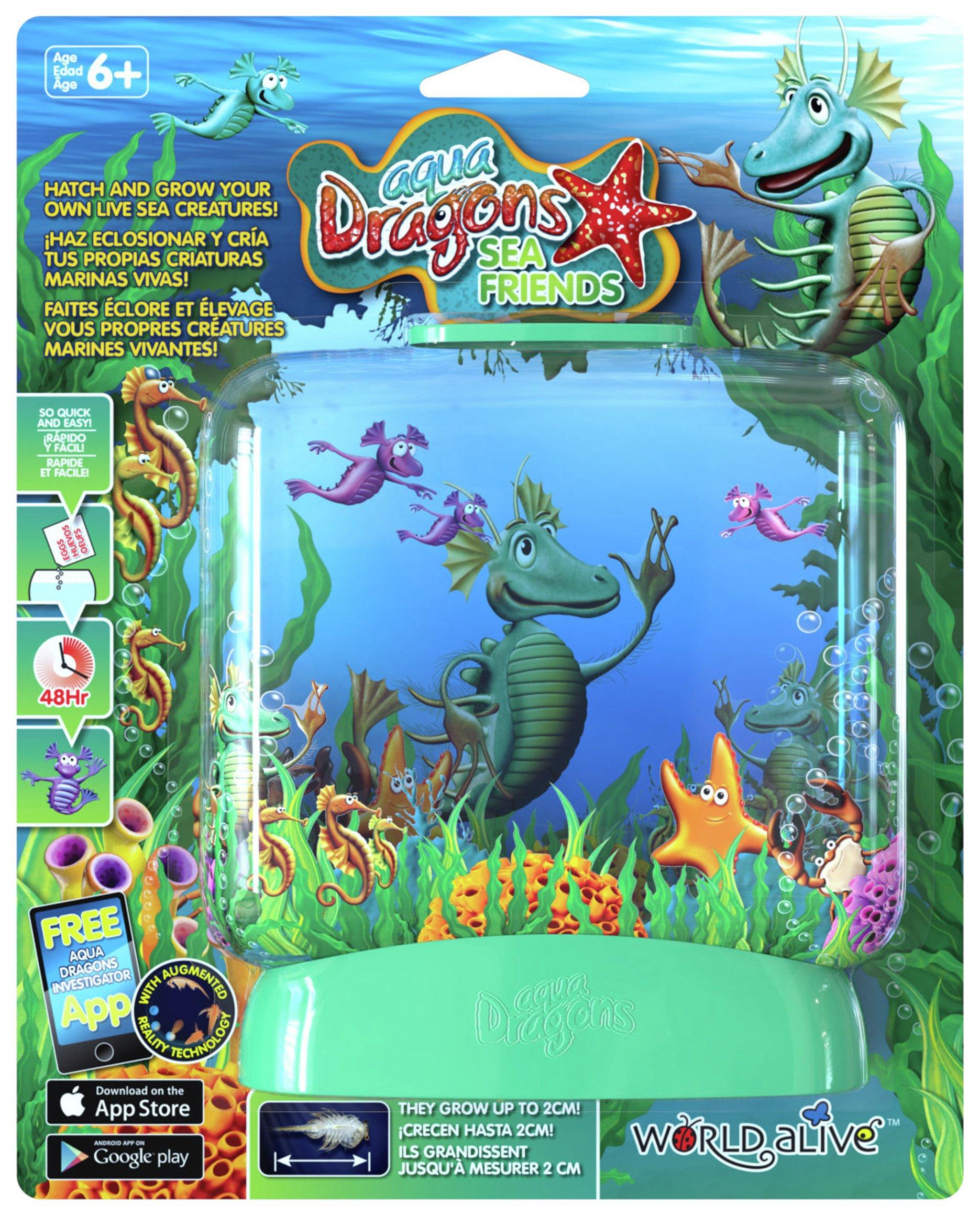 Image of Aqua Dragons Sea Friends.