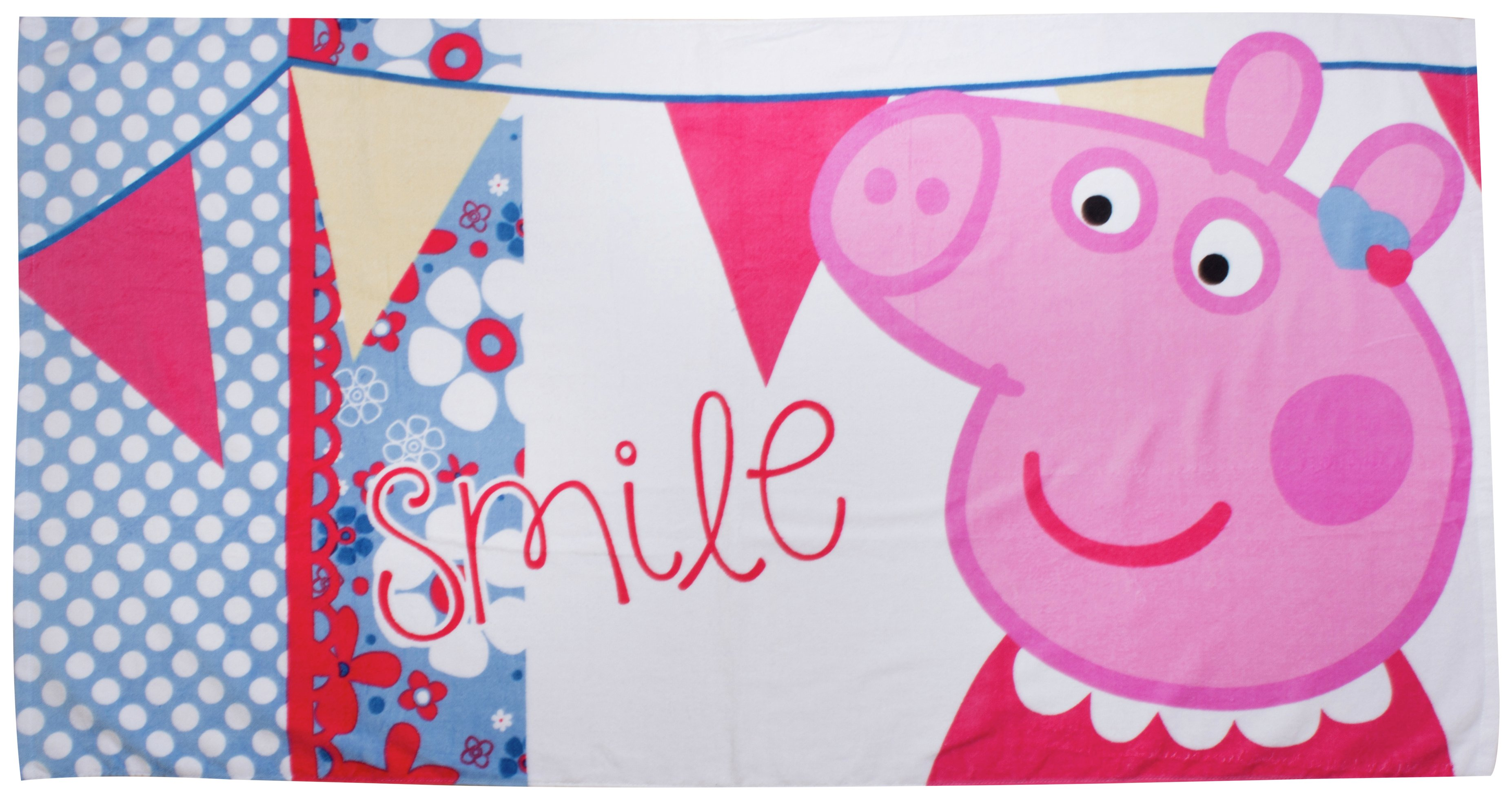 Peppa Pig Tweet Towel