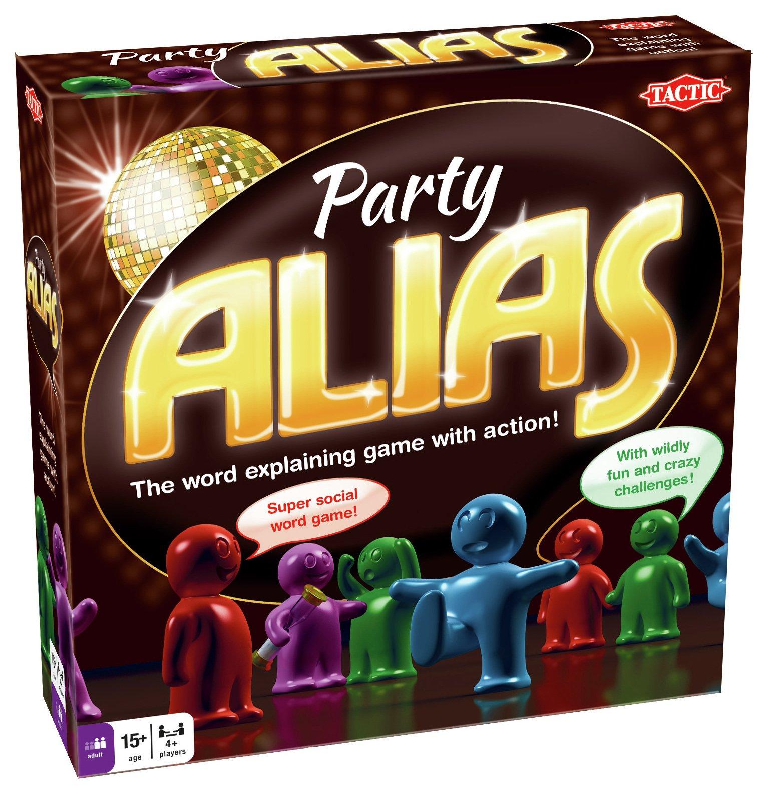 Tactic Games - Junior Alias