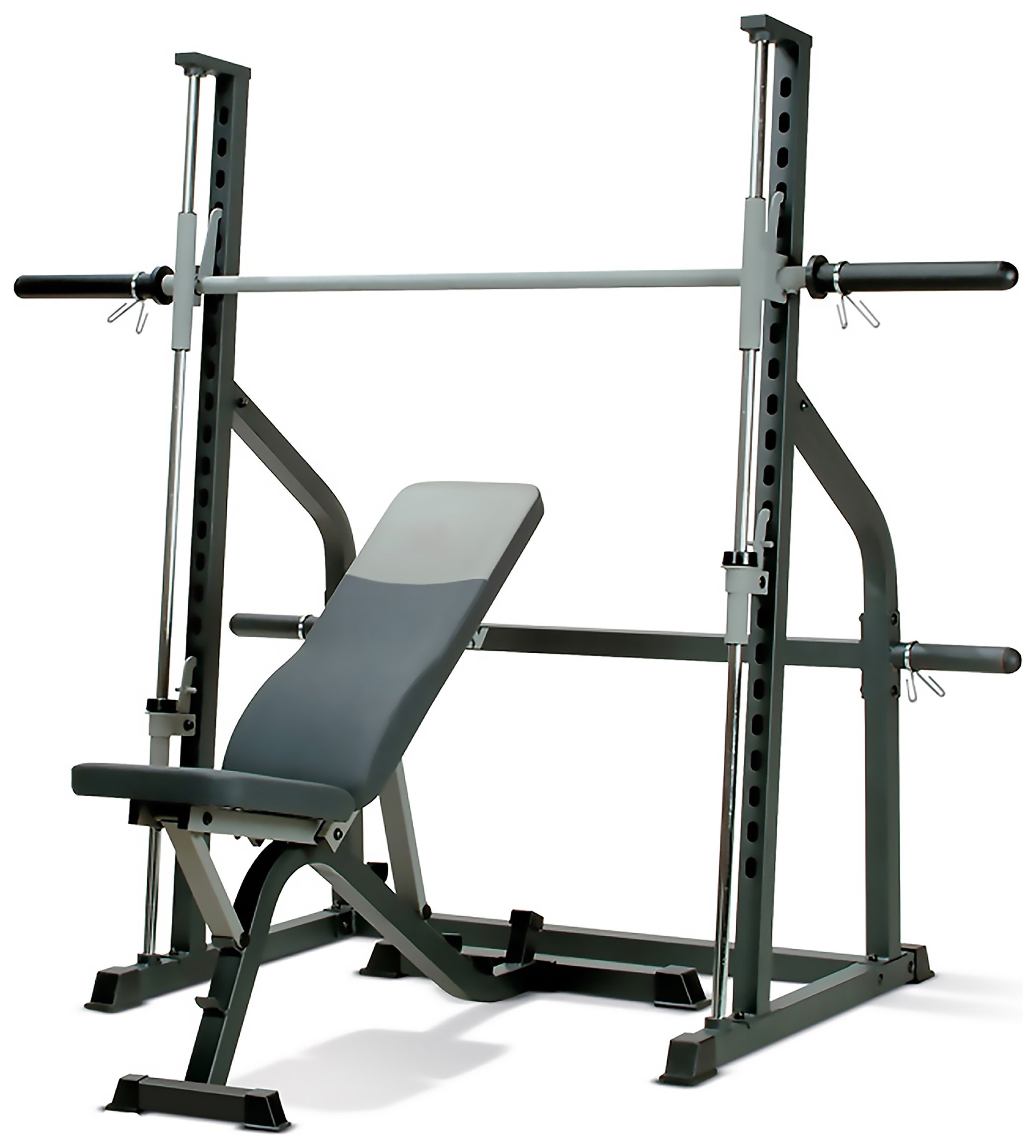 'Marcy Sm600 Smith Machine & Weight Bench.