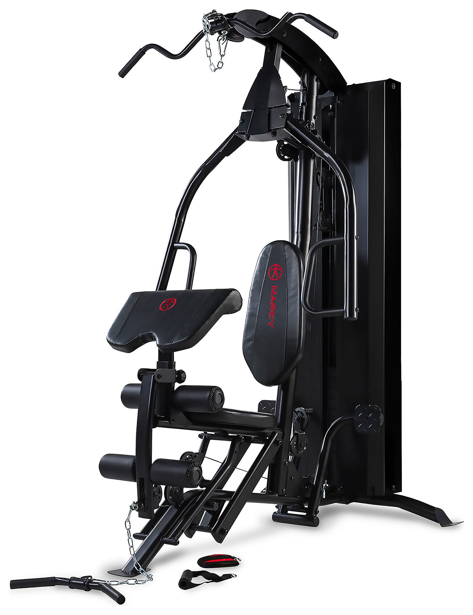 Marcy hg home multi gym with integrated leg press
