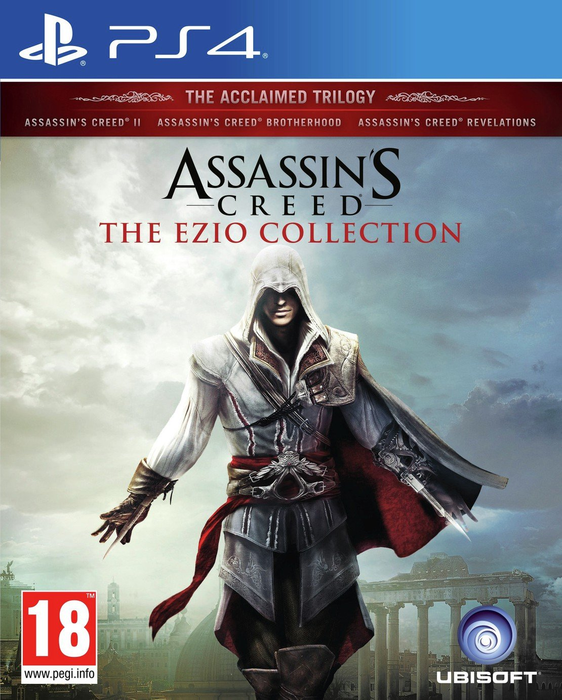 Ubisoft Assassins Creed - The Ezio Collection - PS4 Game.
