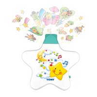 Tomy Starlight Dreamshow Nightlight - White
