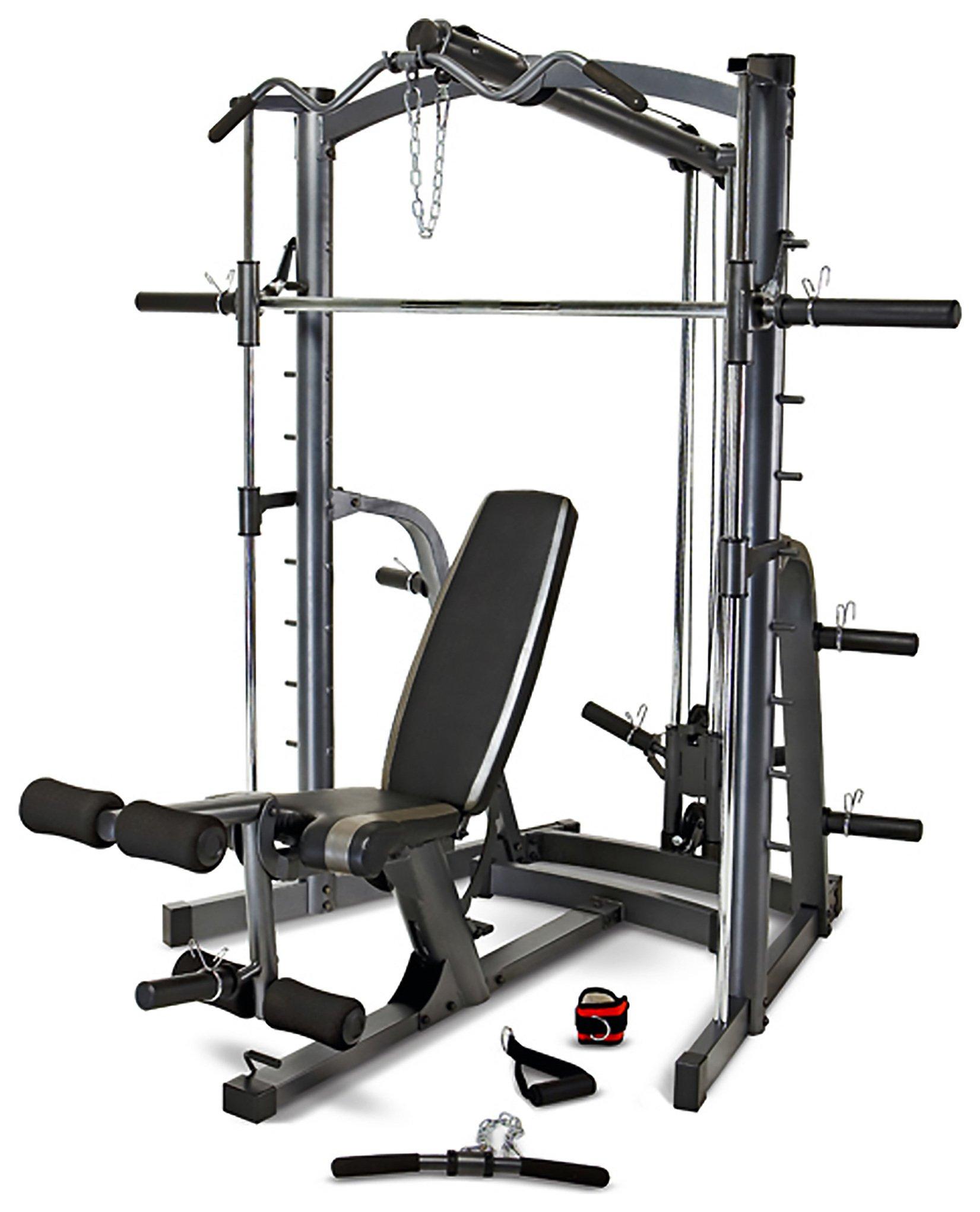Marcy mwb home multi gym smith machine argos price