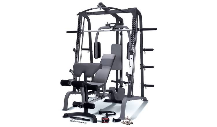 Buy Marcy SM4000 Deluxe Home Multi Gym | Multi-gyms | Argos