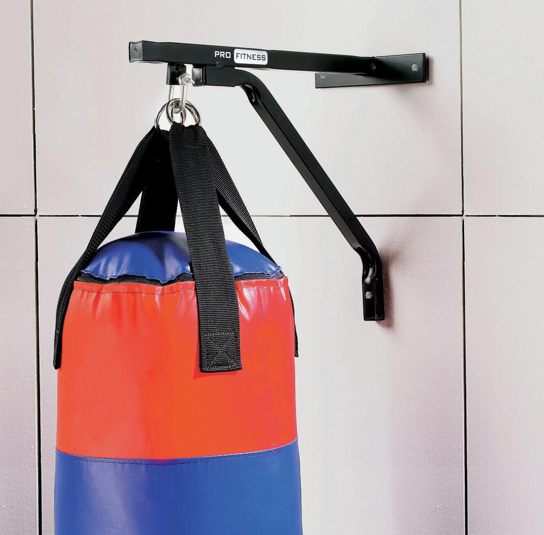 Fitness Gloves Argos: Pro Fitness Punch Bag Wall Bracket