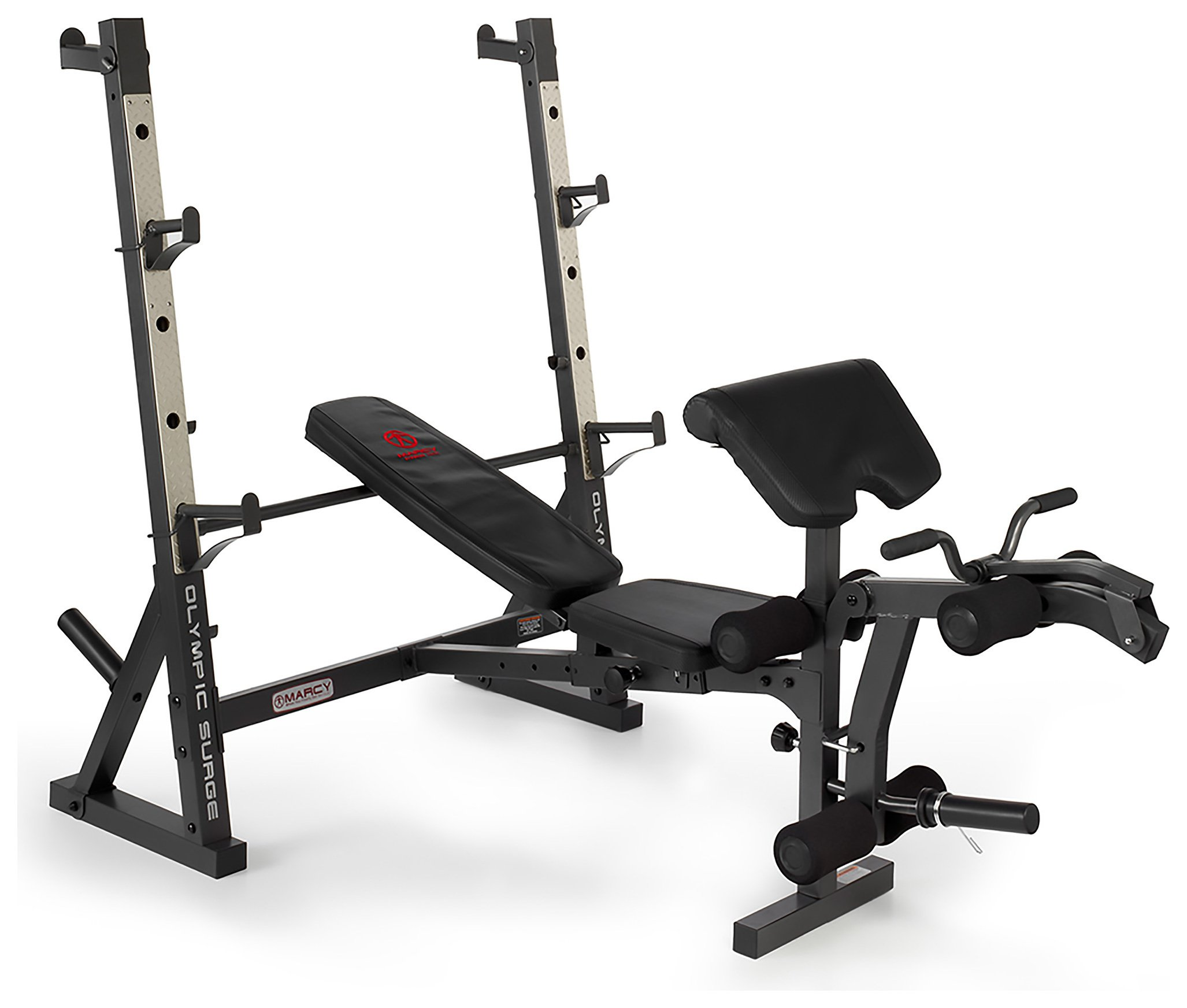 Marcy Diamond Elite Olympic Weight Bench Review
