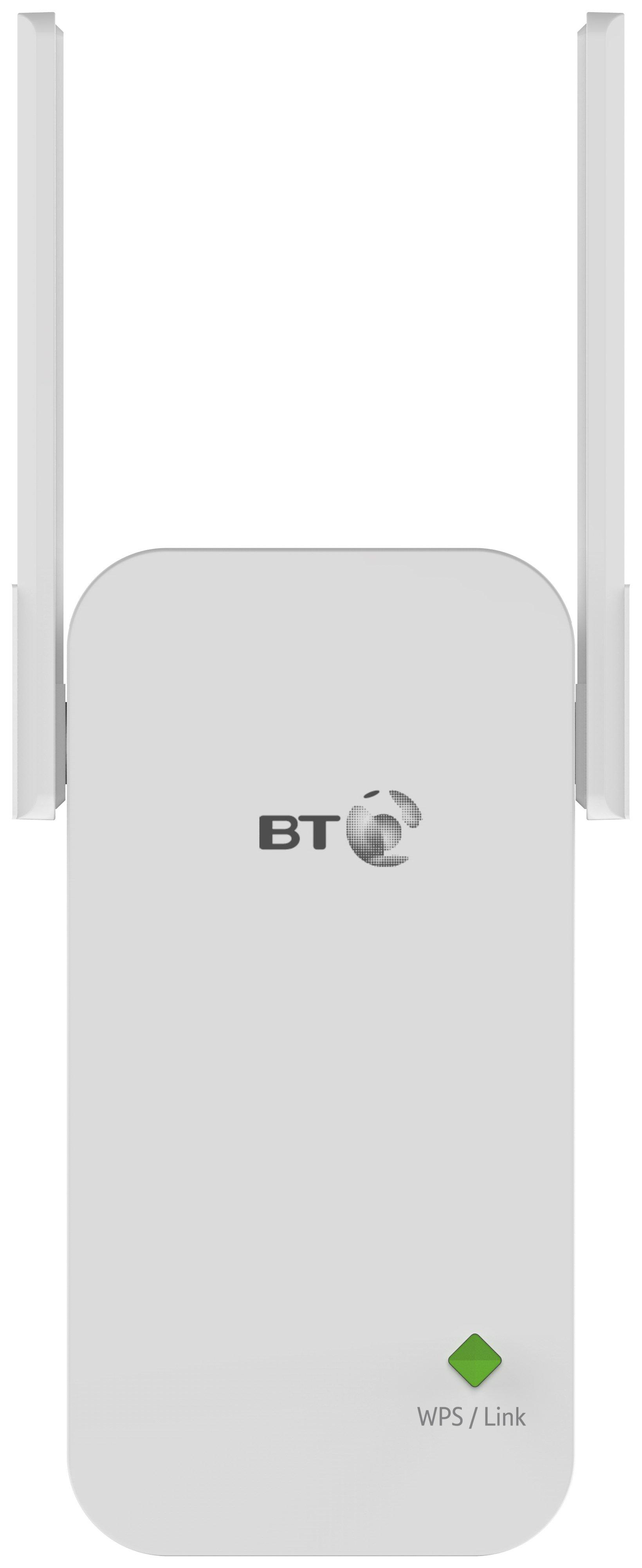 BT Essentials Wi-Fi Extender 300