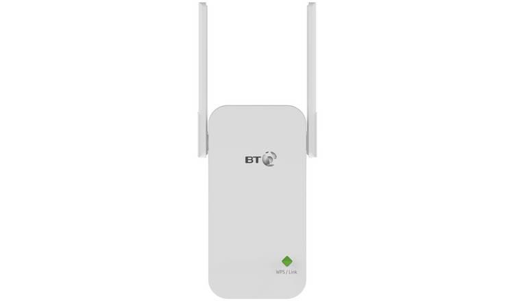 Buy BT Essentials Wi-Fi Extender 300 | Wi-Fi boosters | Argos