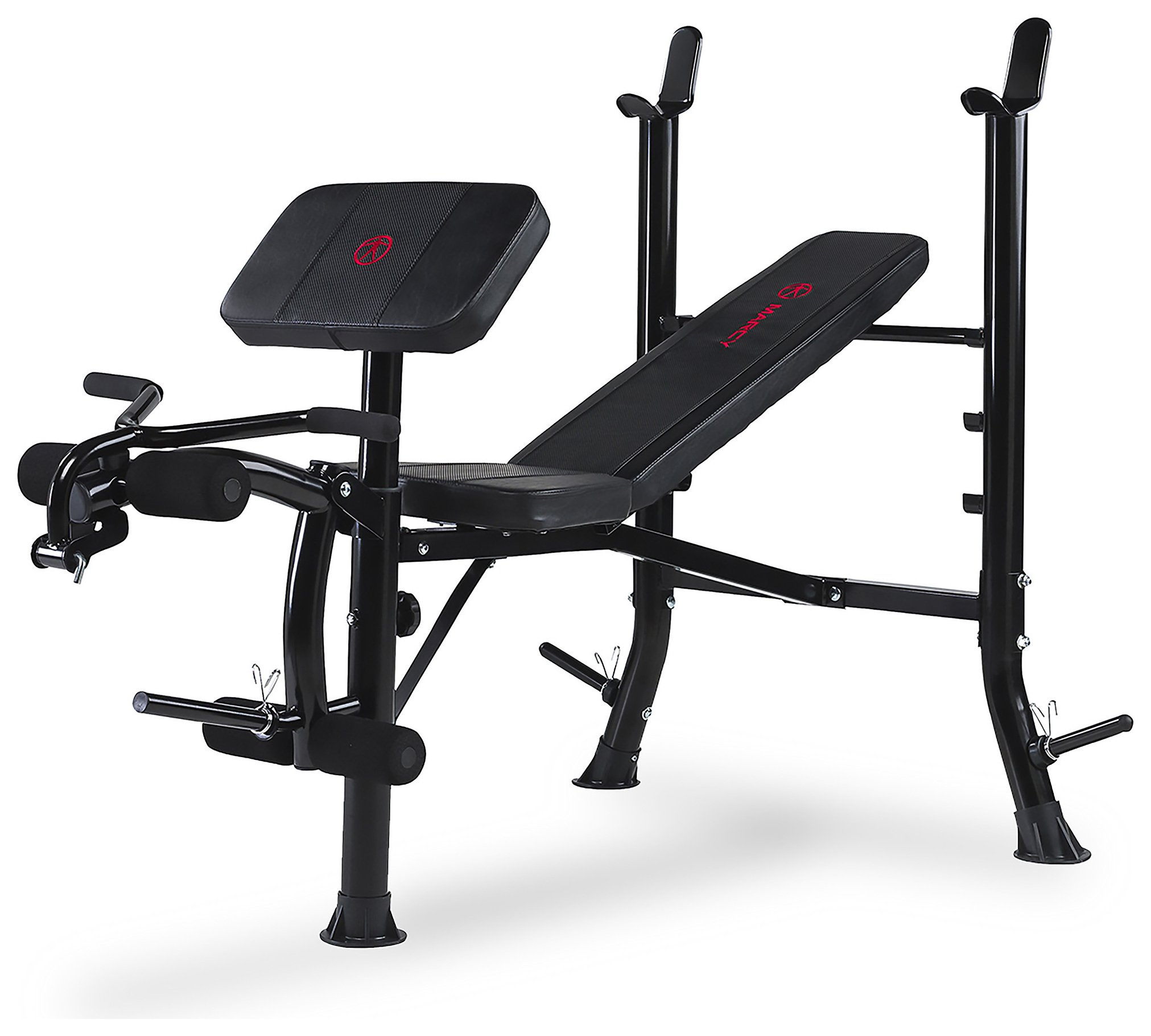 Marcy Be1000 Barbell Weight Bench Review
