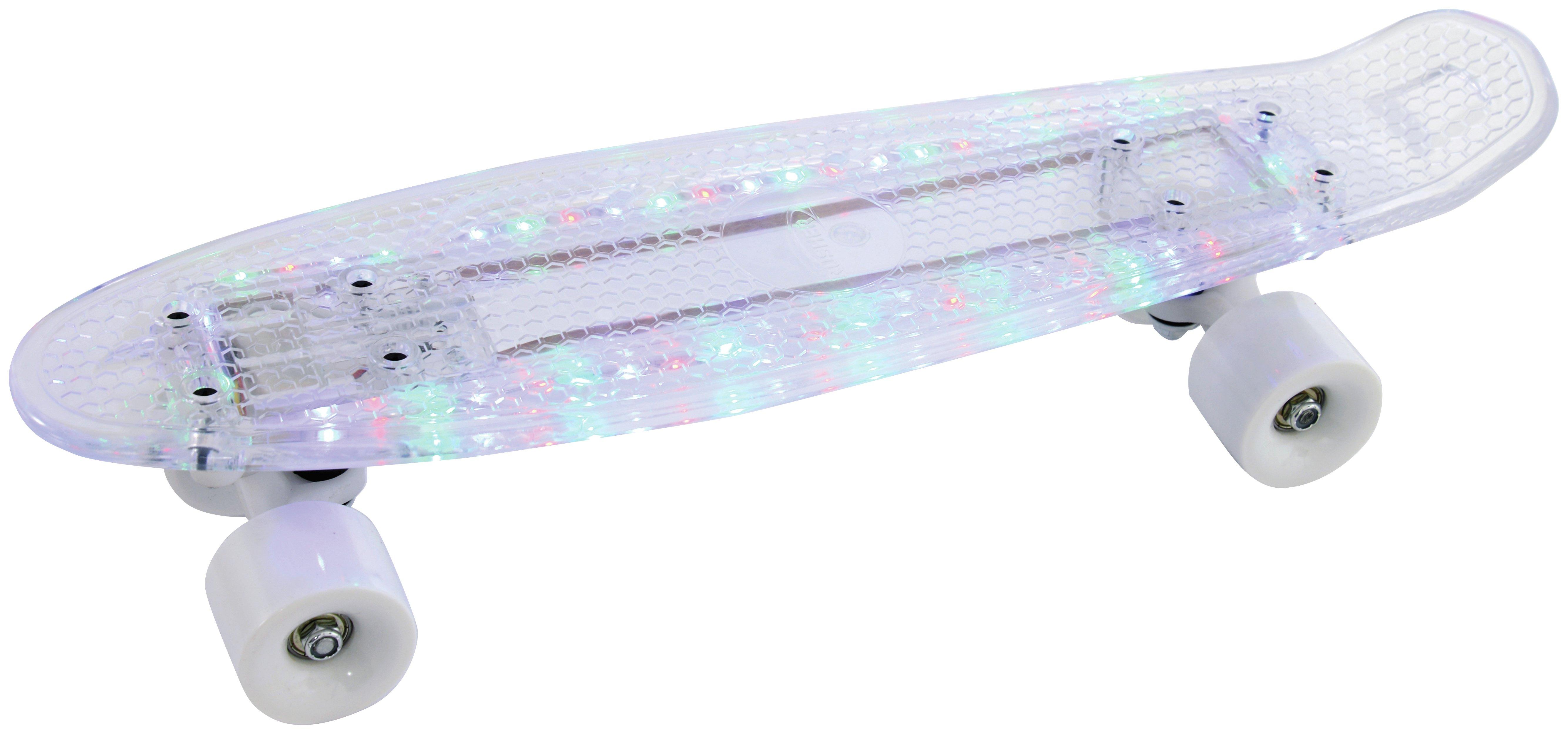 Image of Bored - XLI Light Up Cruiser Skateboard