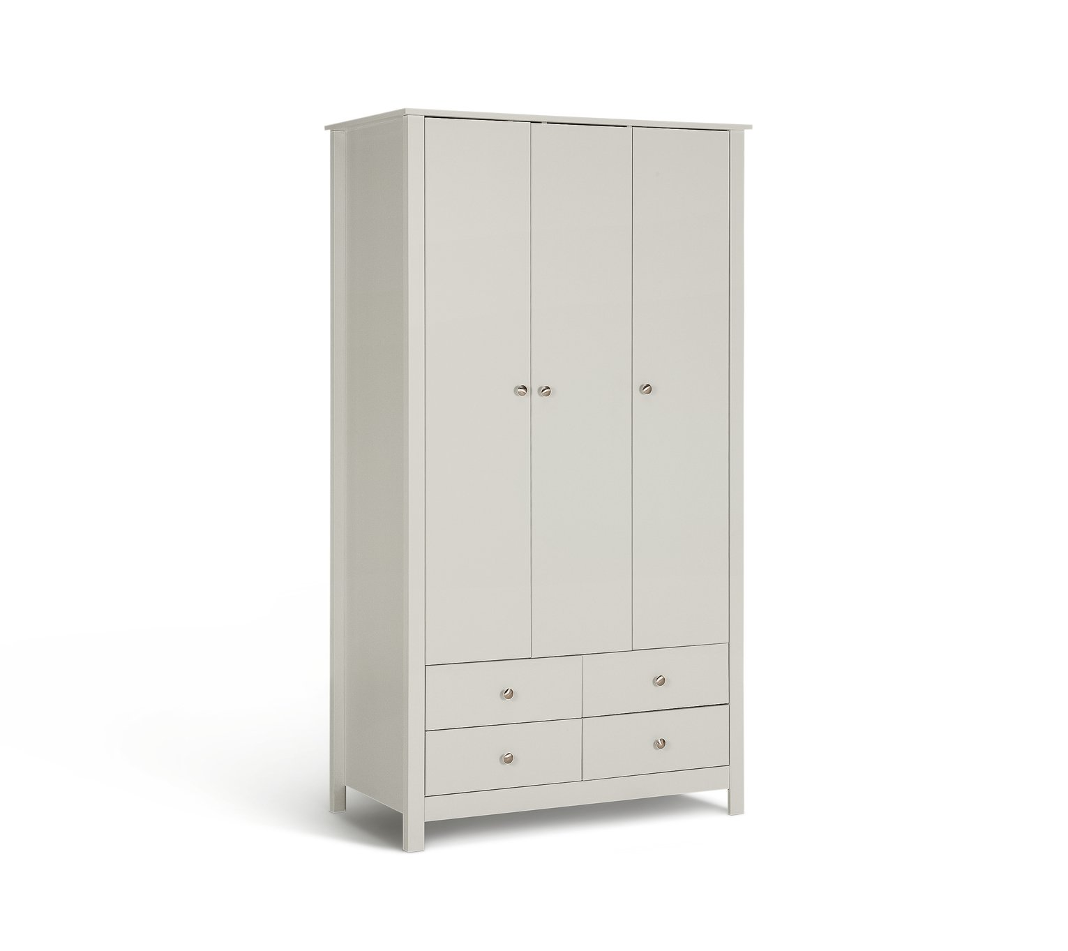 Argos Home Osaka 3 Door 4 Drawer Wardrobe