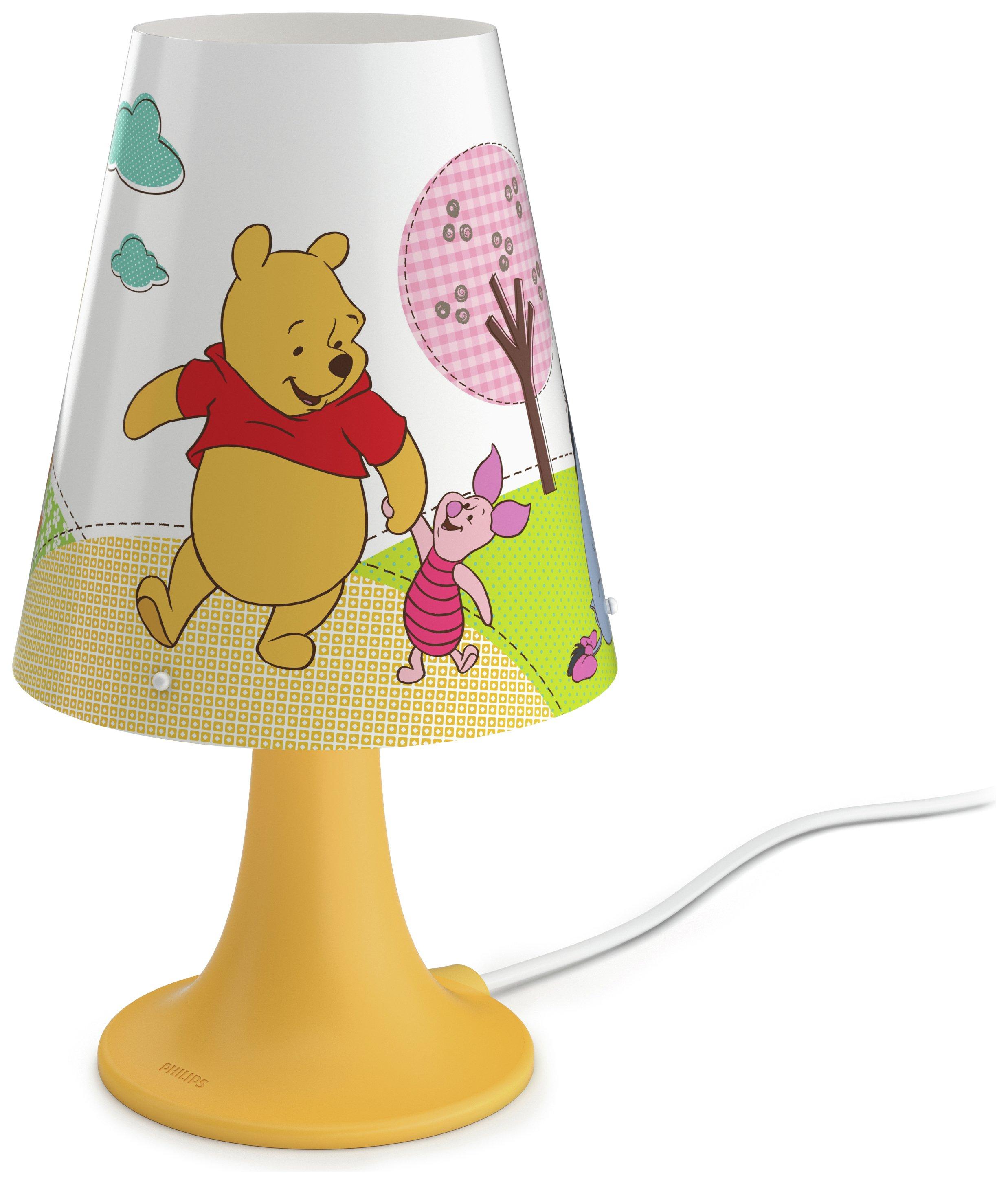 winnie pooh lampe winnie the pooh lamp disney winnie the. Black Bedroom Furniture Sets. Home Design Ideas