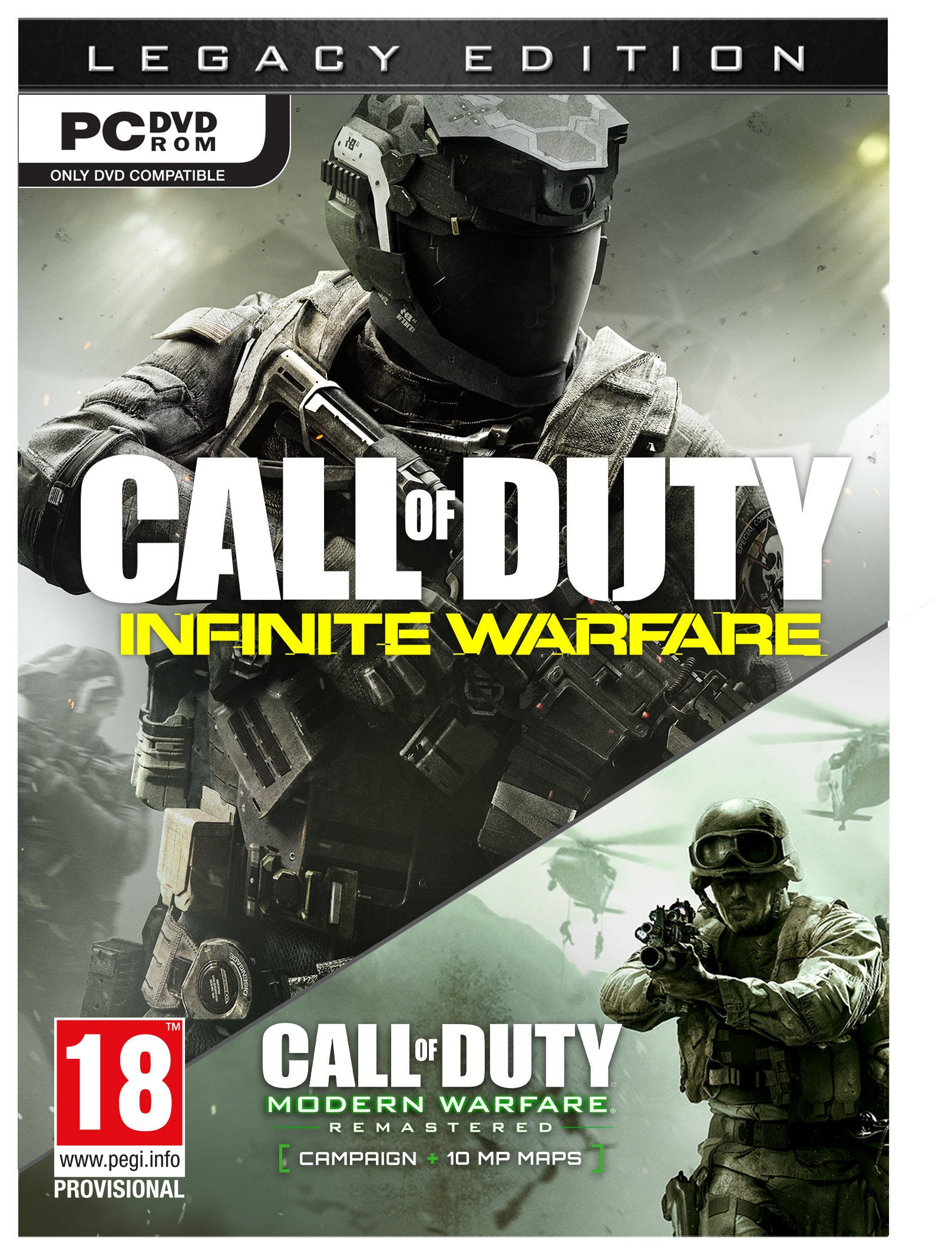Activision Call of Duty - Infinite Warfare Legacy Edition- PC Game