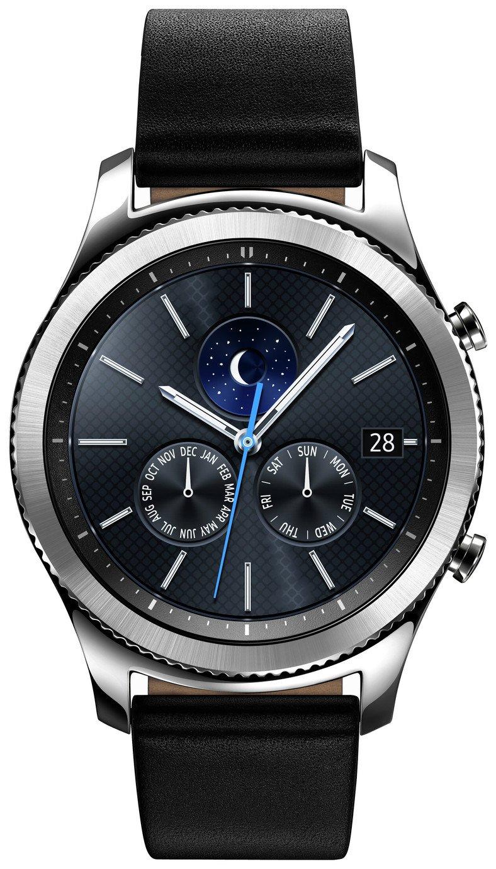 Samsung Gear S3 Classic Smart Watch 6209290 Argos Price Tracker Silver