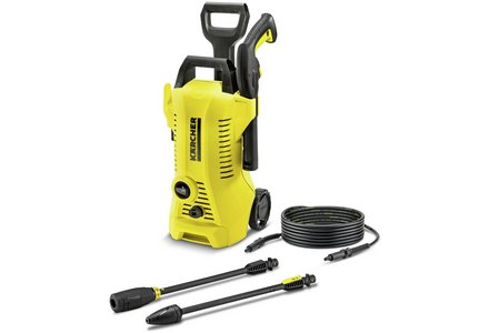 Image of the Karcher K2 Full Control Pressure Washer - 1400W.