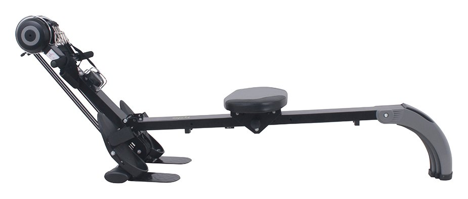Opti Gym and Elastic Cord Rowing Machine with DVD