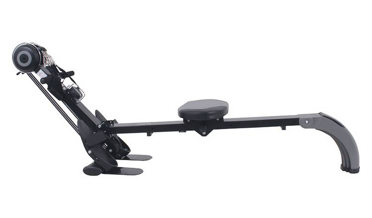 Buy Opti Gym and Elastic Cord Rowing Machine with DVD | Rowing machines |  Argos
