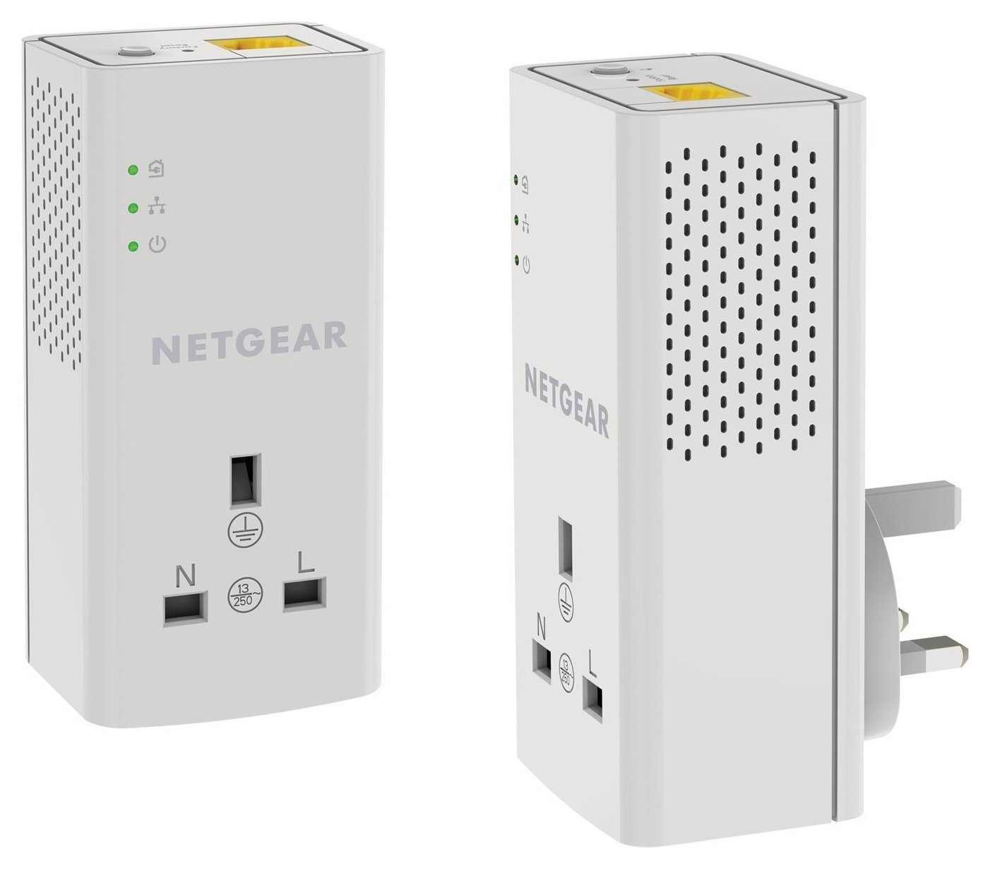Netgear 1000Mbps Powerline Kit and Pass Through