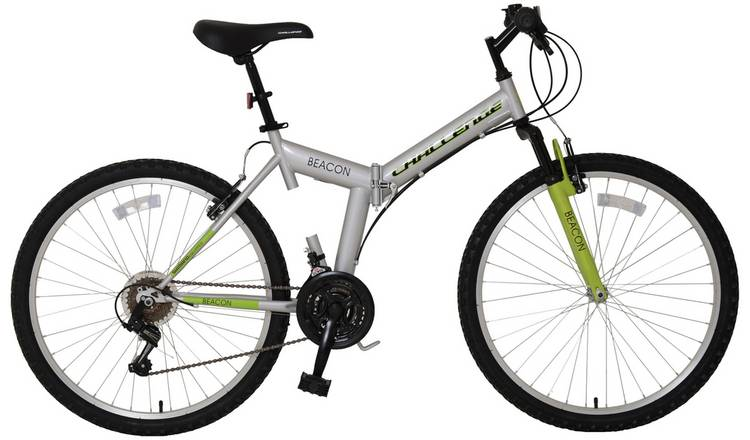 Challenge Beacon 26 inch Wheel Size Mens Folding Bike