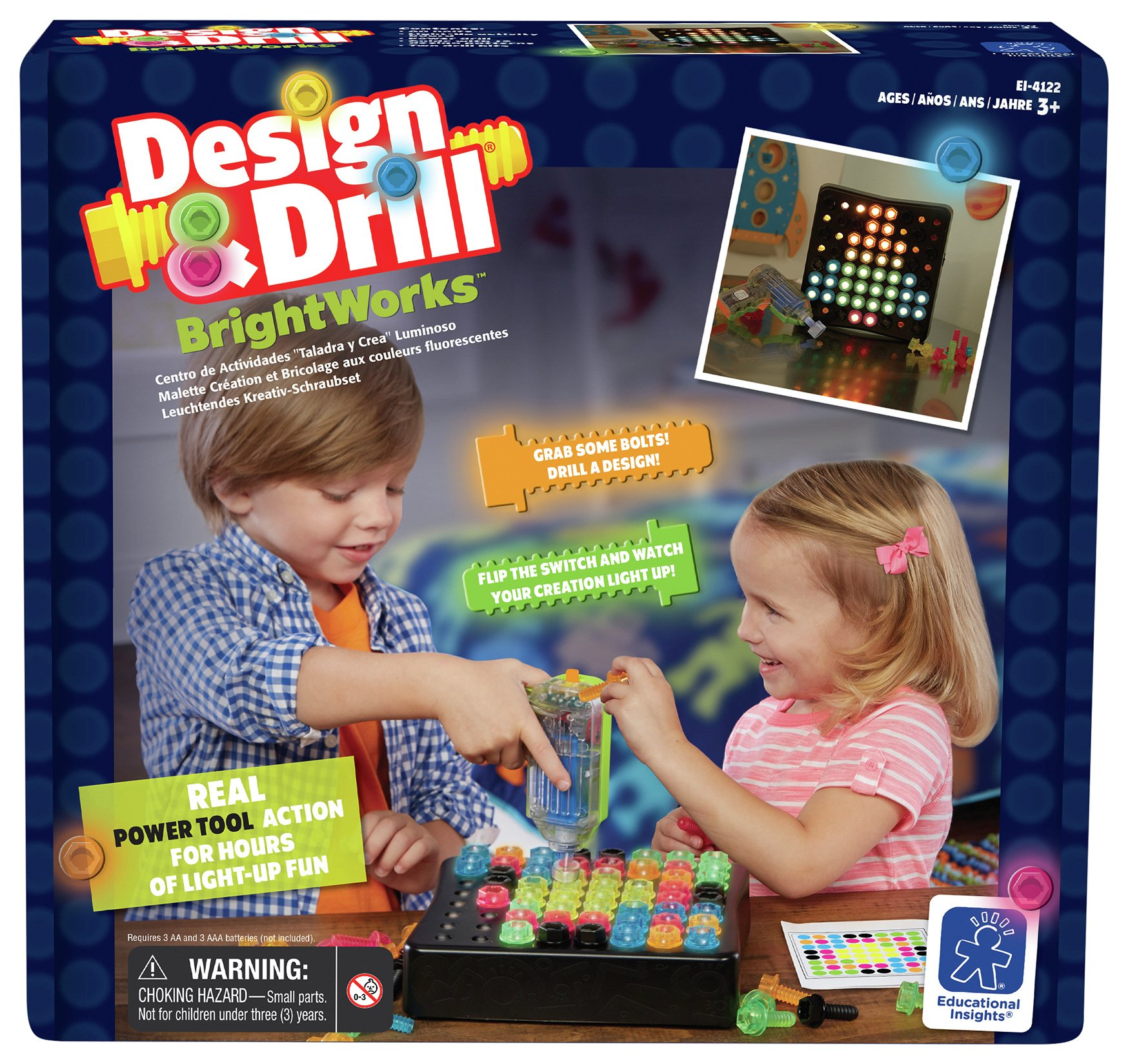 Design And Drill Brightworks. Review