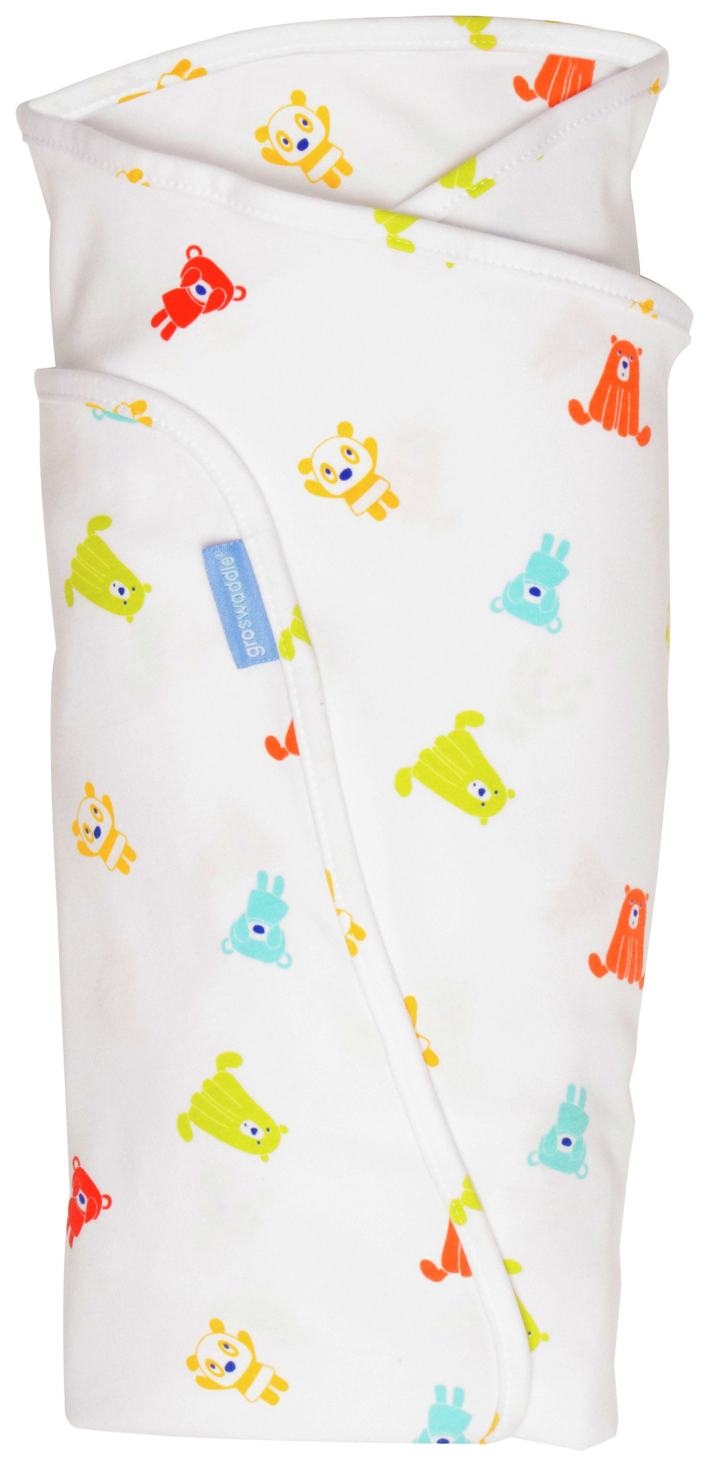 Image of The Gro - Company Two Pack Spotty Bear Gro-Swaddle