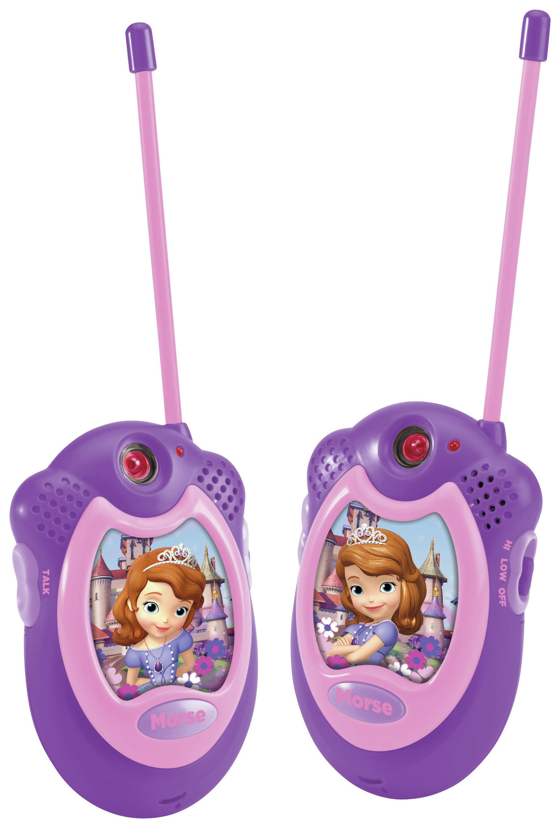 Lexibook - Sofia Walkie Talkies
