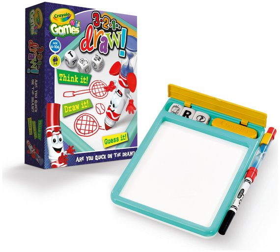 Buy Crayola 321 Draw Game at Argos.co.uk - Your Online Shop for ...