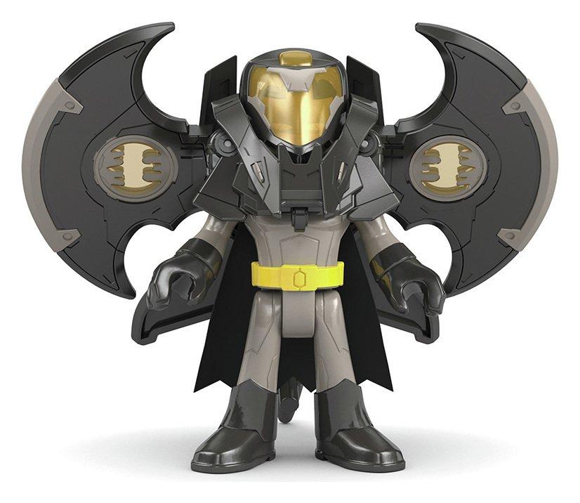 Image of Imaginext - DC Super friends - Battle Armor Batman.