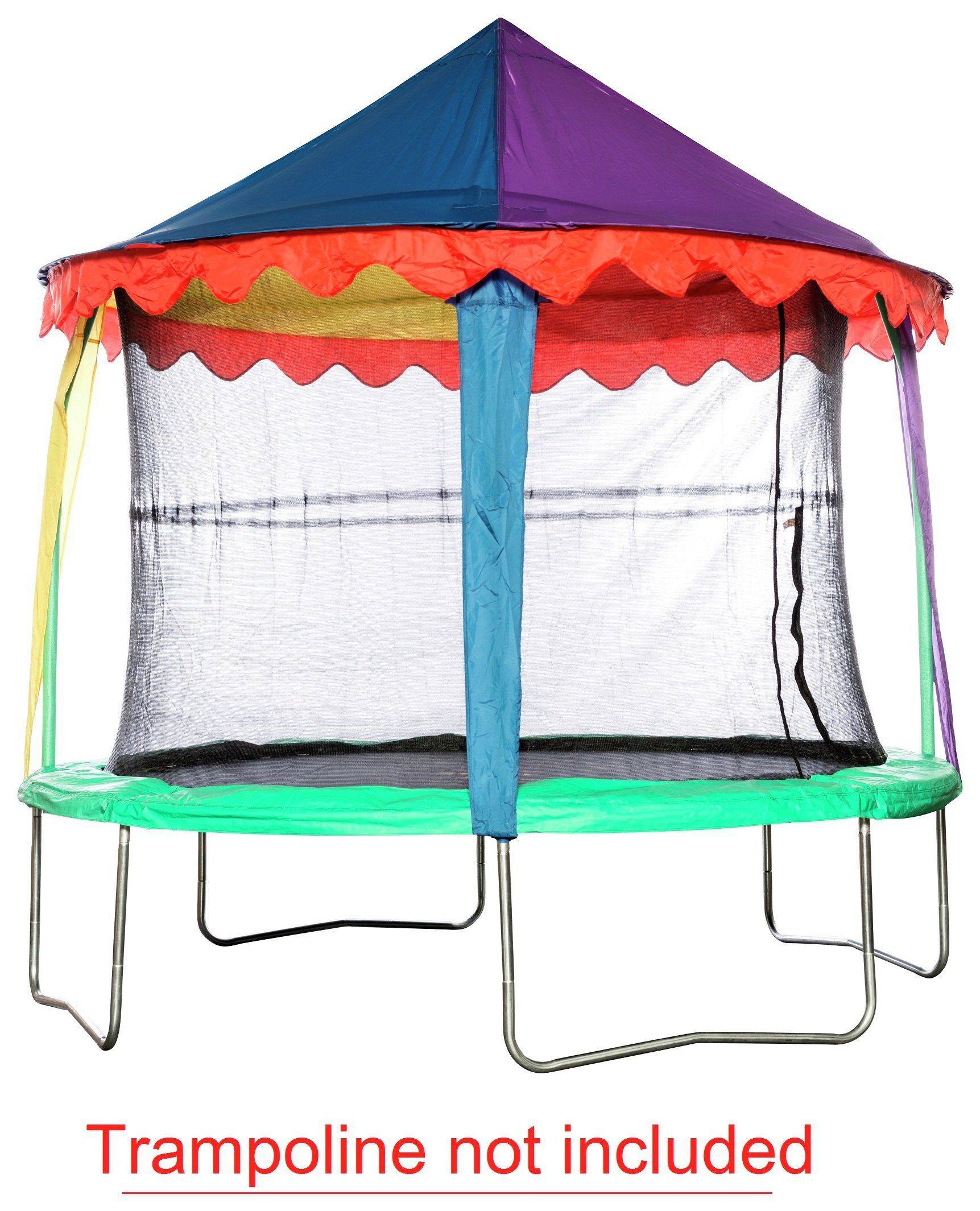 Jumpking 10ft Circus Tent Canopy.