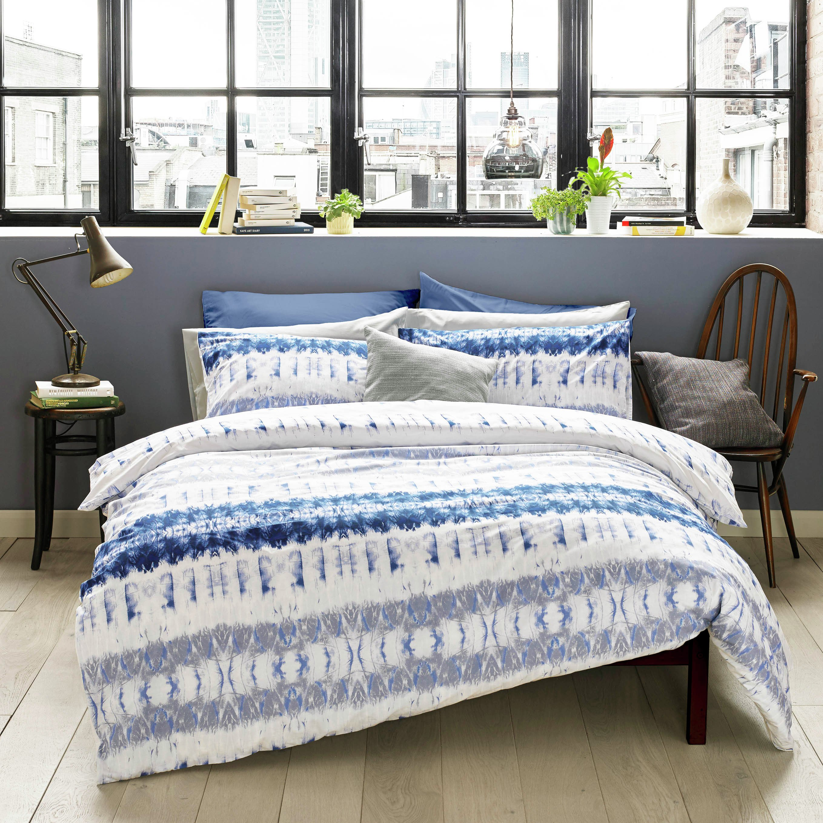 blueprint collection arizona tiedye bedding set  single