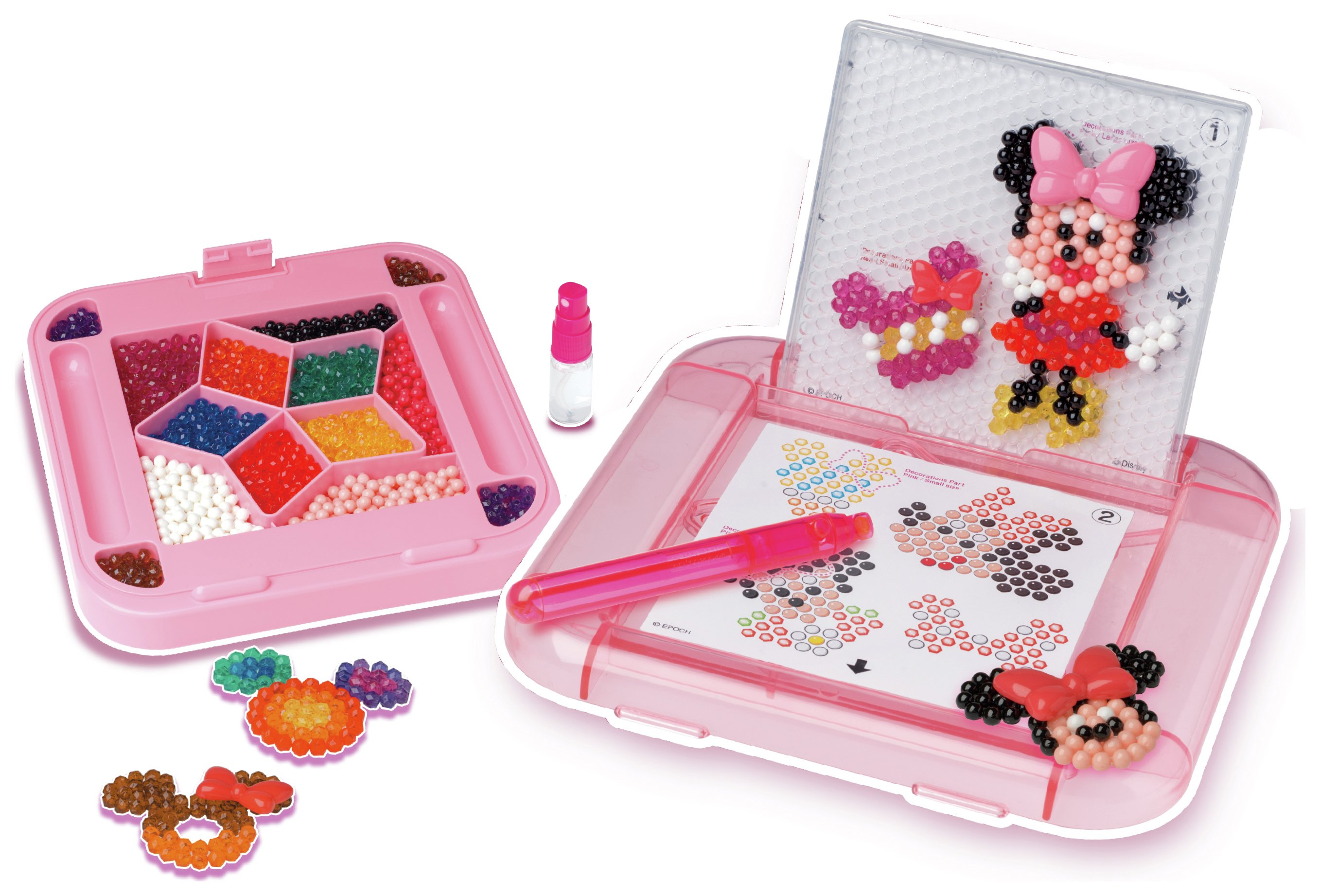 Image of Aquabeads - Minnie Mouse Playset