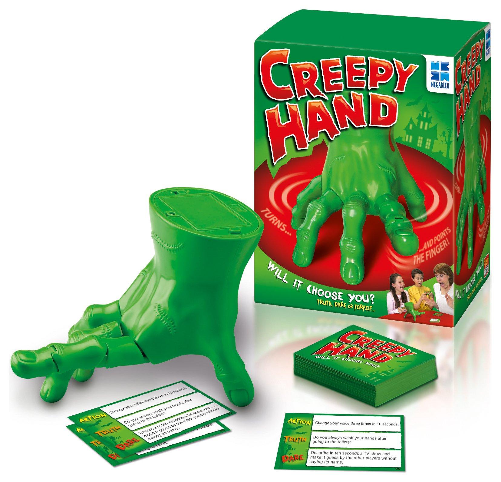 'Megableu Creepy Hand Game.