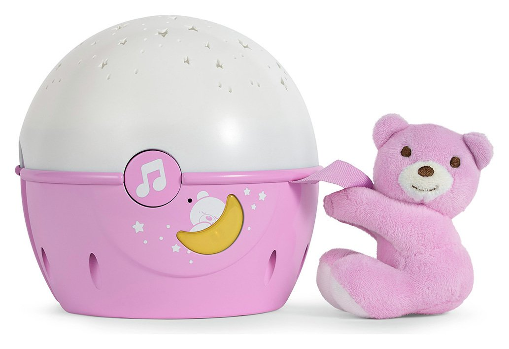 Image of Chicco - Next 2 Stars Projector - Pink