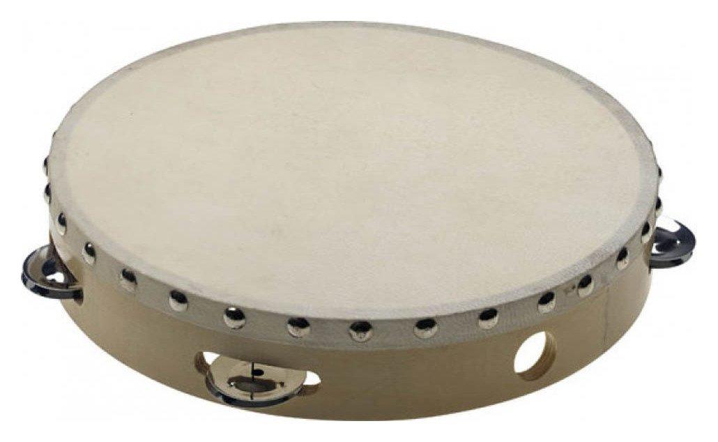 A Star 10 Inch Tambourine
