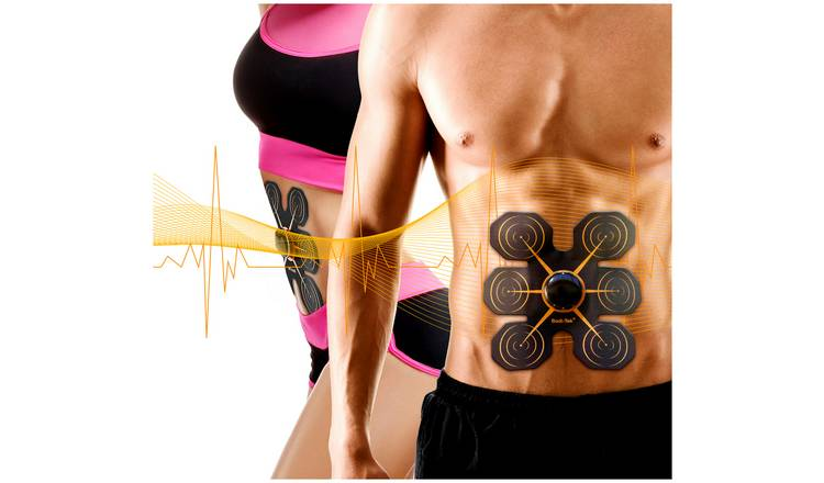 Replacement Gel Pads for EMS AB Trainer Waist Trimmer Belt ABS Toner Body Muscle Trainer WISHLIST Replacement for Abdominal Toning Belt