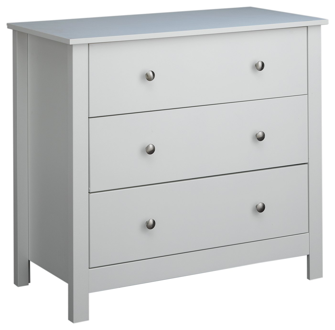 Collection Osaka  Drawer Chest Soft Grey