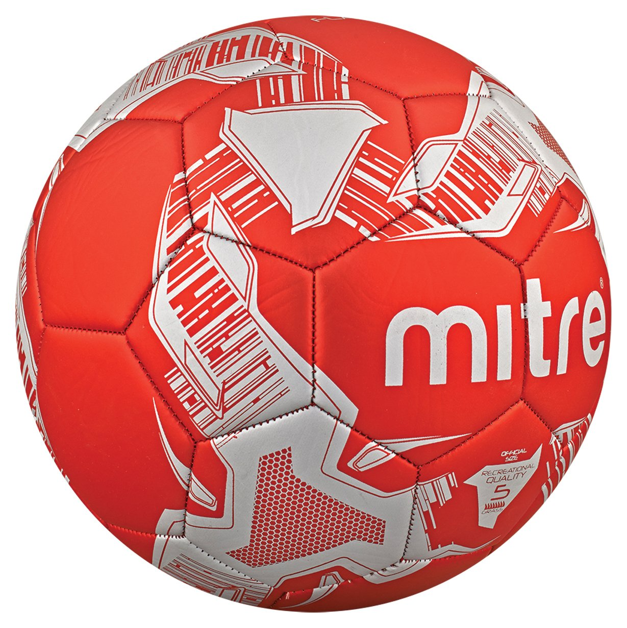 Mitre Flare Football - Red