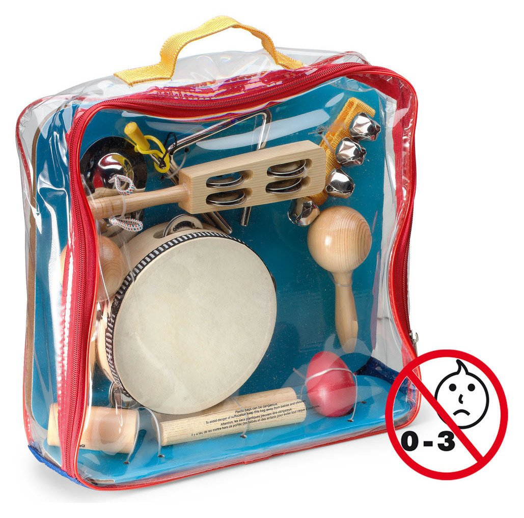 Image of A Star - Childrens' Handheld Percussion Kit